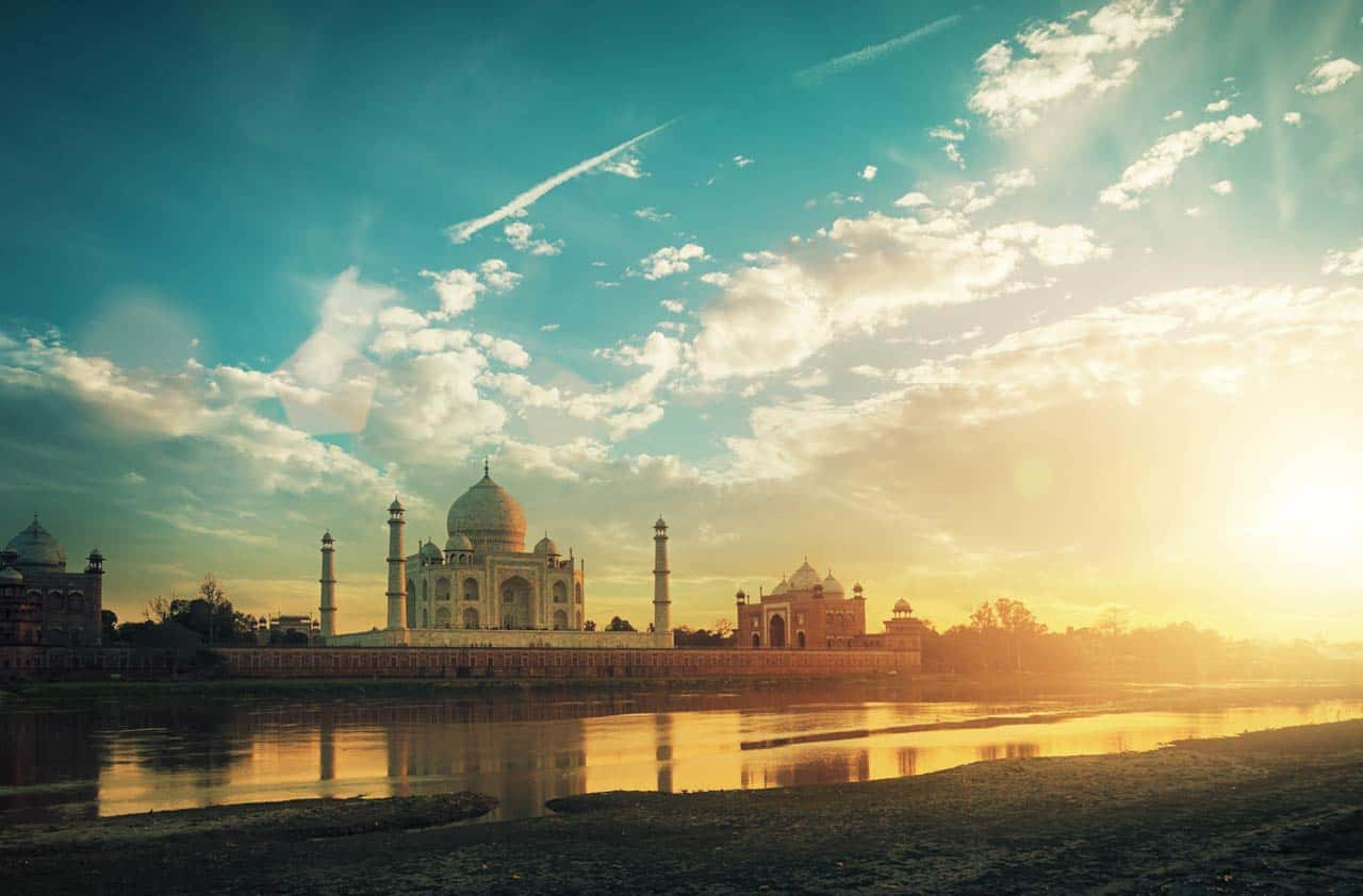 Luxury Taj Mahal Tour