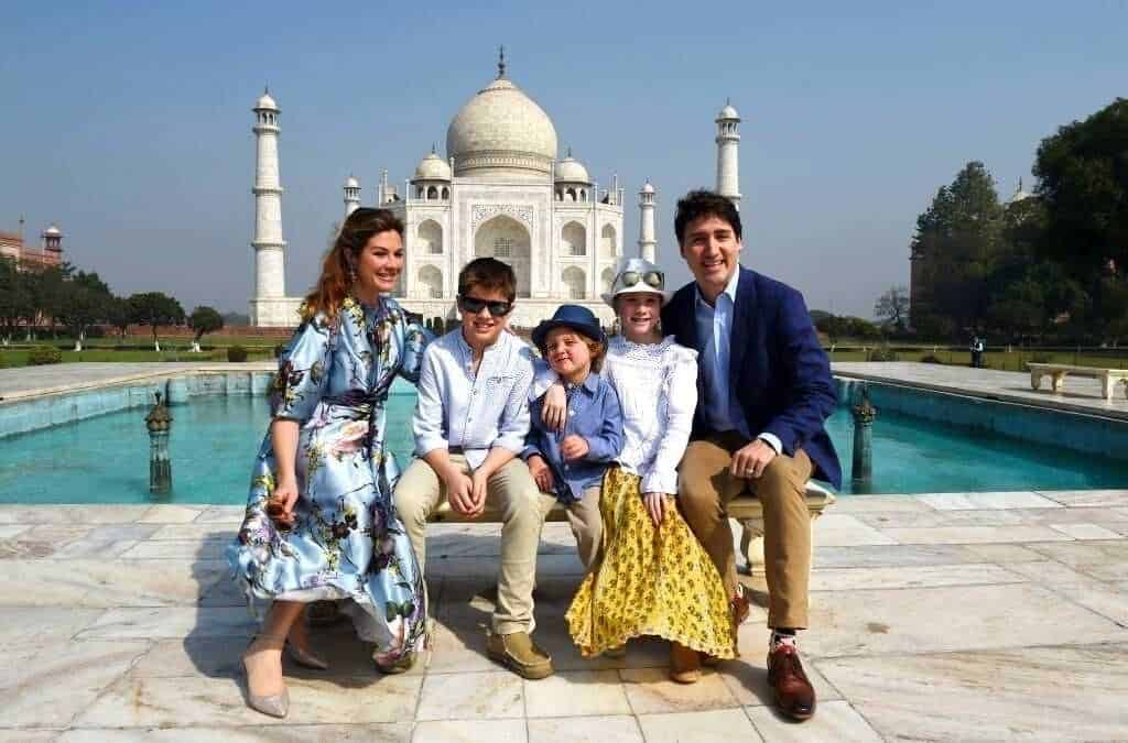 Tips for Travelling to Taj Mahal with Children